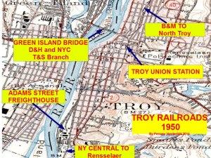 Troy Union RR