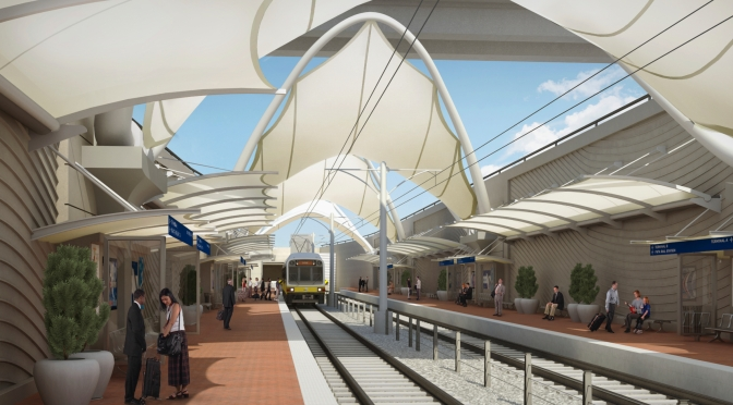 DART, DFW Airport prepare for Orange Line extension opening
