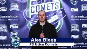 UticaCometsAlexBiega