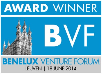 Nallian selected as one of the winners of the Benelux Venture Forum