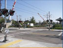 Florida East Coast Railway Grade Crossing