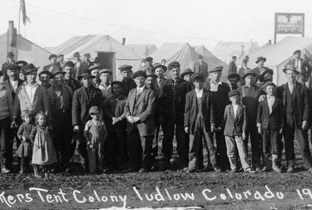 Have You Ever Heard Of The Ludlow Massacre? You Might Be Shocked When You See What Happened.