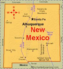 New Mexico Rail Activity