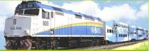 TriRail Train