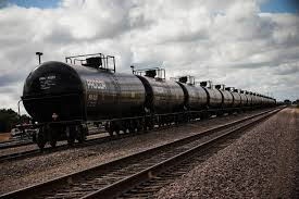 Oil Trains Going Through Our Back Yards, Everybody Hopes They Don't Crash