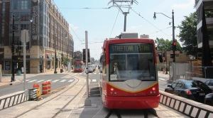 Washington  DC Streetcar