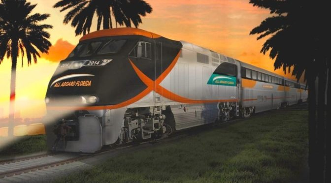 South Florida Construction Timetable for All Aboard Florida