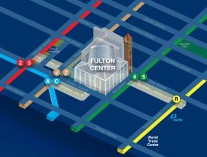 Fulton Center Map