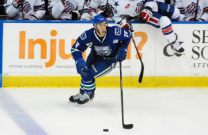 Utica Comets Drop To Binghamton Senators