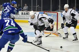 Utica Comets Over Adirondack Flames 4-1, Lead AHL by 43 Points