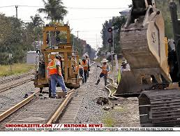 All Aboard Florida begins track work in Palm Beach County