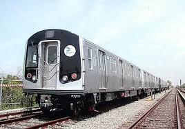 R143 Subway Cars