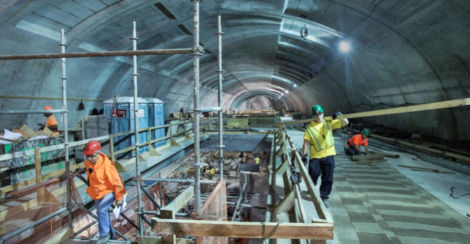 Doubts raised on Second Avenue subway. Can you believe it?