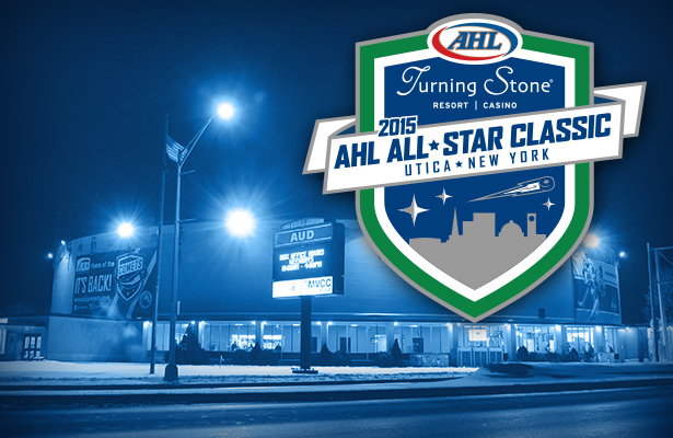 American Hockey League  All-Stars In Utica Aud
