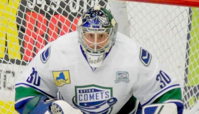 Utica Comets drop 5 to 7 at Hamilton Bulldogs