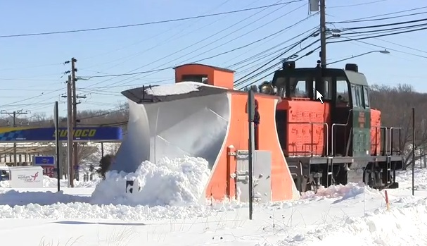 Valley Railroad (Essex) Snow Plow Extra