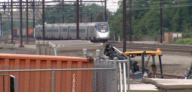 Are freight railroads starting to take passenger trains more seriously?