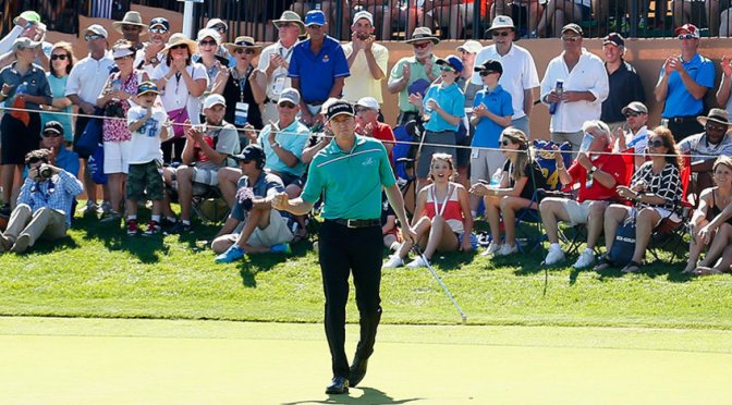 Jimmy Walker Cruises To Victory in Texas Golf Open; FedEx Cup Leader Now