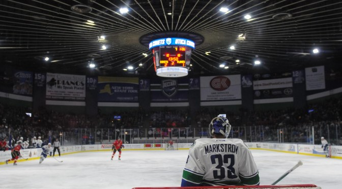Utica Comets  @ Chicago Wolves 2