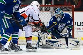 Utica Comets 4 Over Rockford Ice Hogs 2 at Aud; 7 in a Row; Clinch Northern Div?