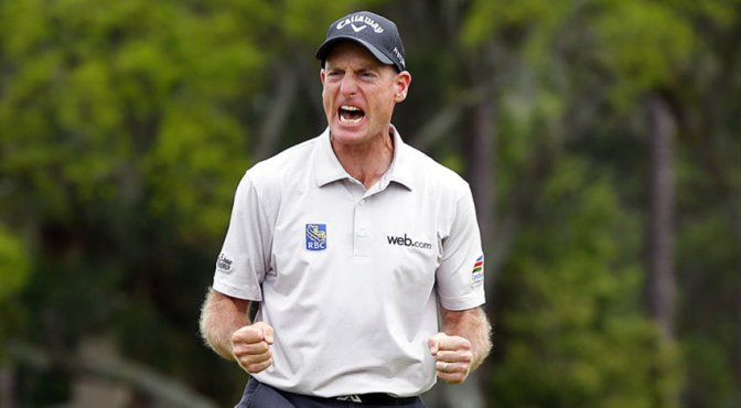 Jim Furyk Wins  In Playoff At Hilton Head In RBC Heritage