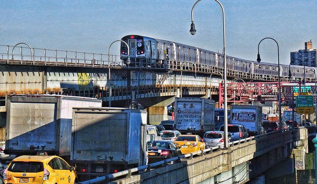 NY City Mayor de Blasio Revives Plan for a Utica Avenue Subway Line