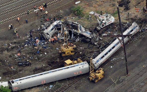 Amtrak Philadelphia Accident: How Do I Get to New York From Washington??