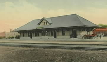 Ogdensburg, New York: Important in Railroad History