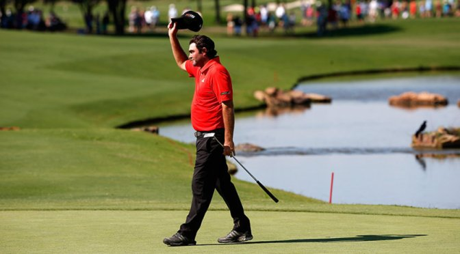 Steve Bowditch Wins AT&T Byron Nelson By Four Shots