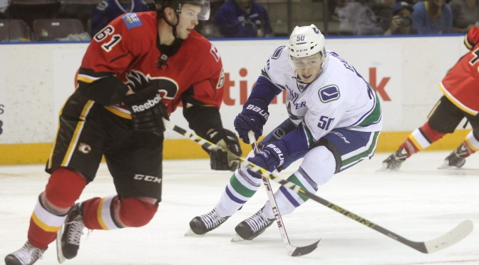 Utica Comets 3 @ Grand Rapids Griffins 2 : Series 3-2 Utica : Getting Close to FINALS
