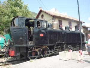 annot st André les Alpes 2015 Steam Train 03