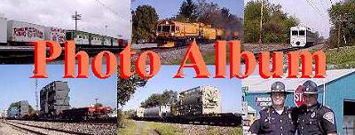 Railroads of Madison County Indiana