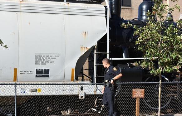 Runaway Railcar Damages Utica, NY Union Station