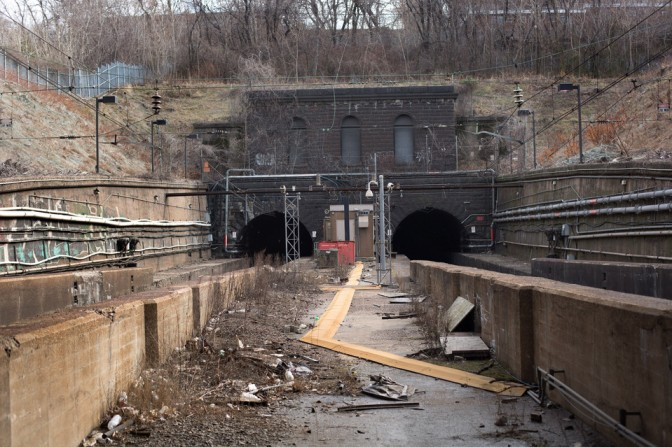 New Jersey: What A Mess: Trains, Tunnels, Port Authority
