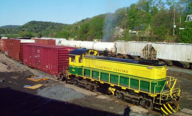 Railroading Developments In New Hampshire