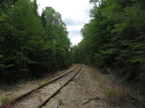 Tracks to Tahawus