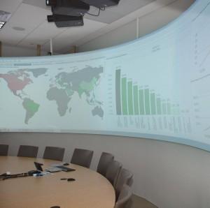 Proctor & Gamble's SCM Control Tower ooops Business Sphere