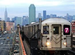 FINALLY The New No. 7 Subway Station Opens On West Side of NY