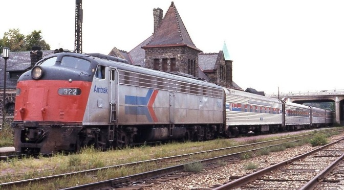 Amtrak may suspend rail service in mid-December
