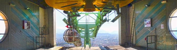 How About A Cable Car In Nice, France?
