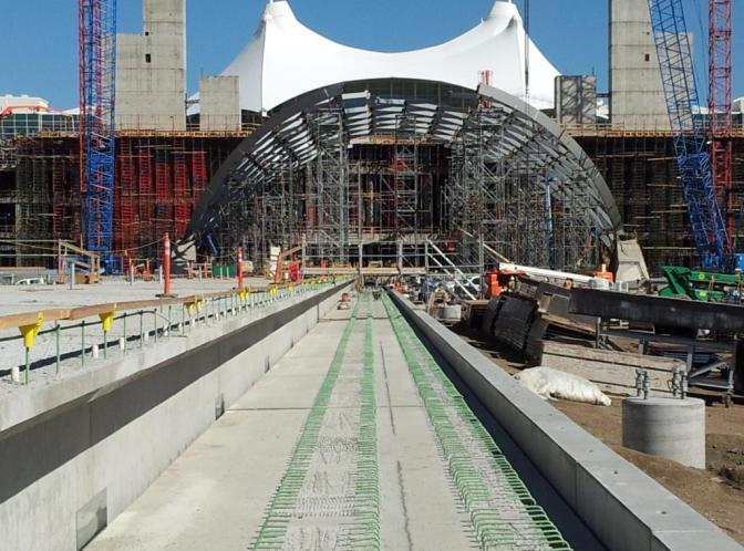 Denver airport to get commuter-rail stop in April 2016