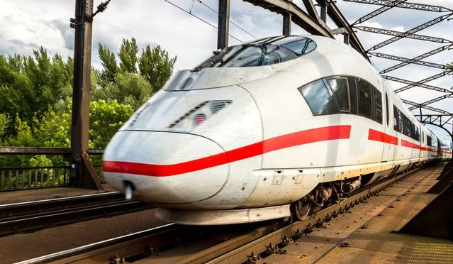 What America can learn from Germany's high-speed trains