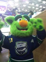 Comets 0 @ Wolf Pack 3