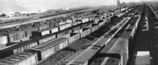 Indiana Harbor Belt Railroad and the proposed NS/CP merger