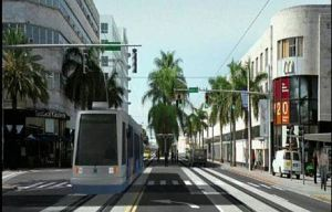 Miami Beach Light Rail Project Study Phase Approved