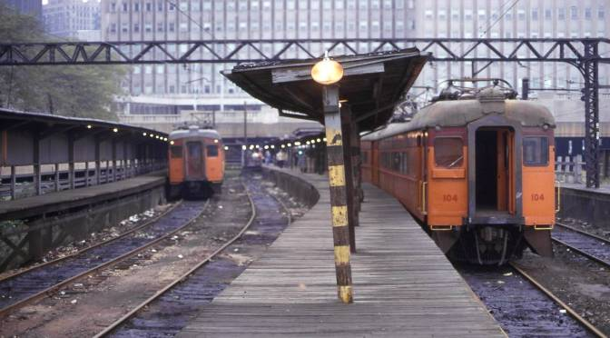 Chicago Railroad Electrification