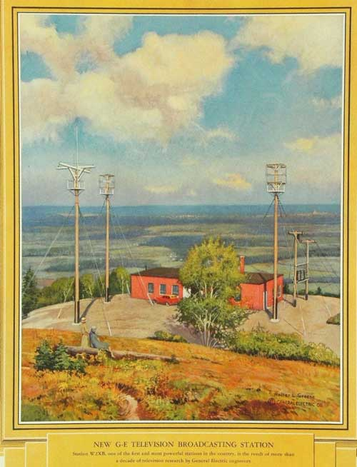 Early Television in Schenectady, New York