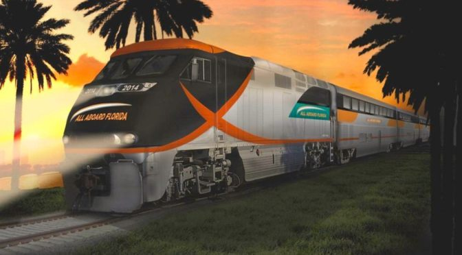 All Aboard Florida riders could drink beer under new bill