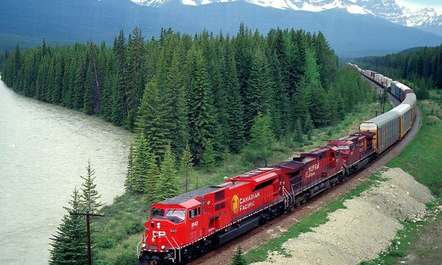 CP / NS Rail Merger Just Won't  Die