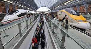 China high-speed train's overseas expansion